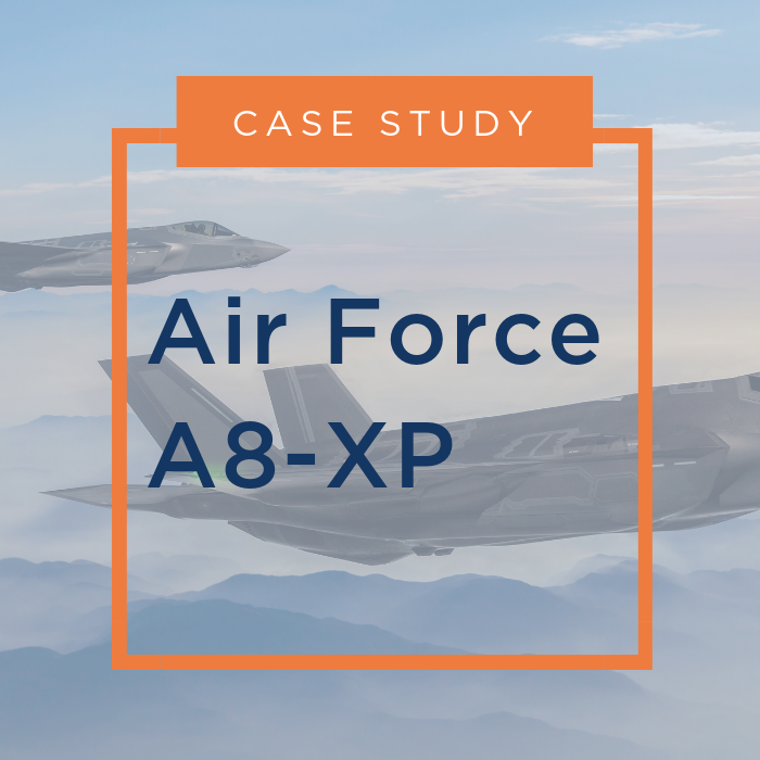Air Force A8-XP Case Study Thumbnail