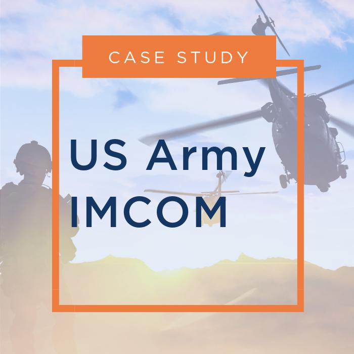 Case Study - Army IMCOM - Thumbnail