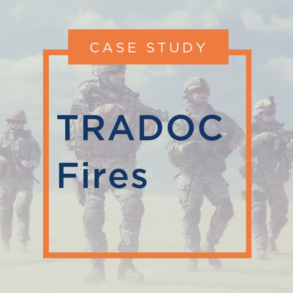 TRADOC Fires Case Study Thumbnail-1