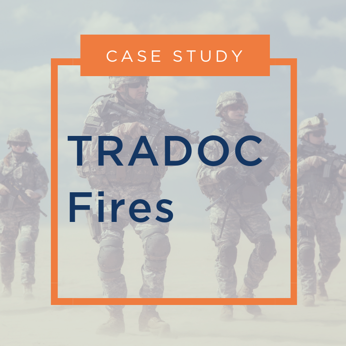 TRADOC Fires Case Study Thumbnail
