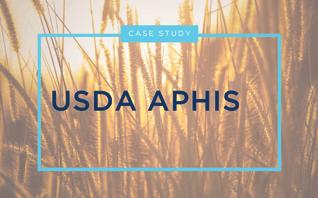 USDA APHIS Case Study