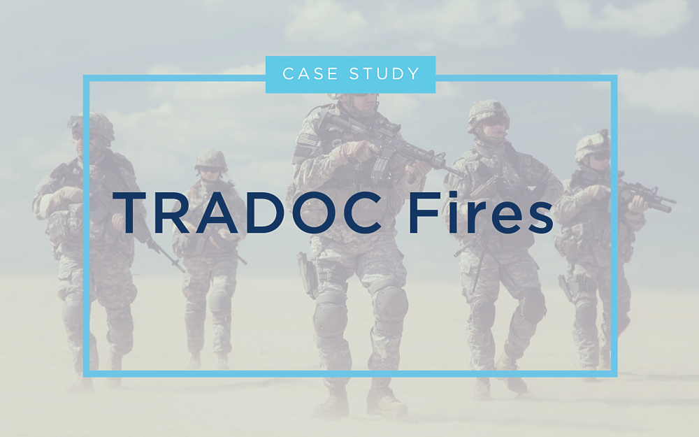 TRADOC Fires Case Study - RESOURCE CENTER Thumbnail