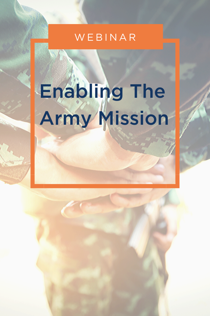Webinar - Enabling the Army Mission - Thumbnail-1