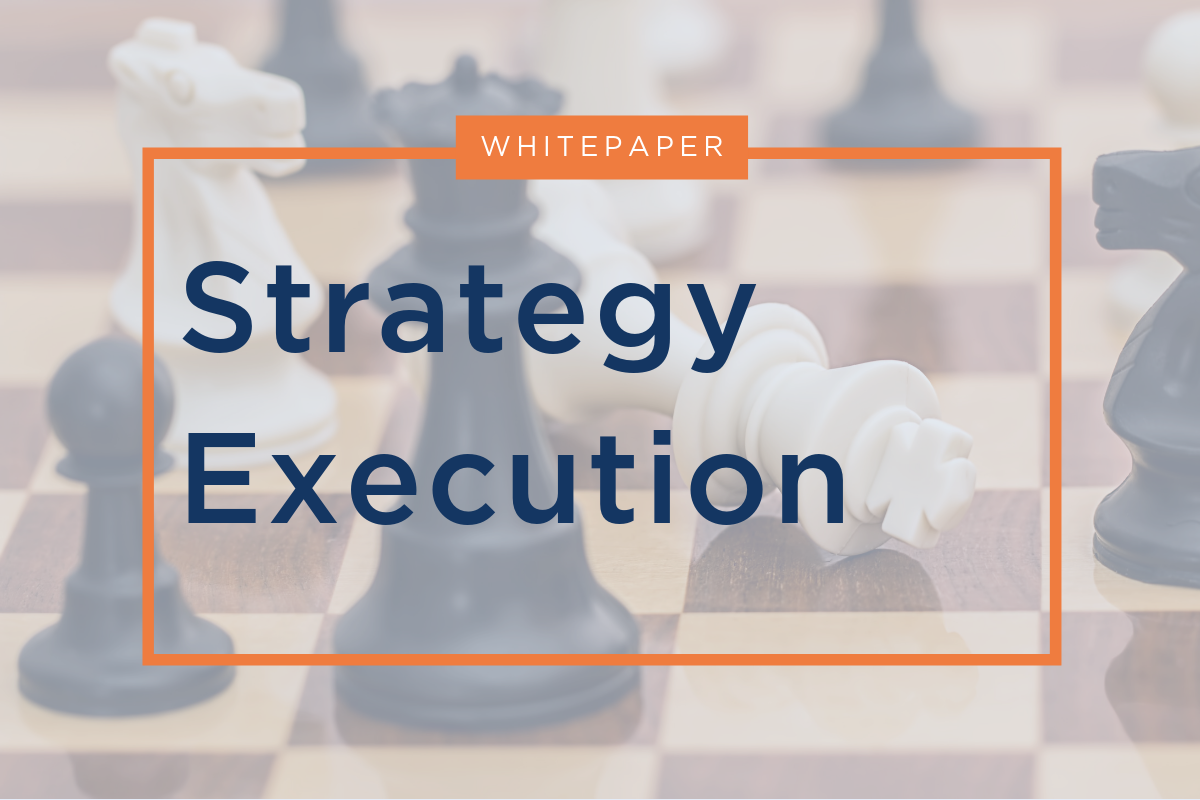 Whitepaper - Strategy Execution - RESOURCE CENTER Thumbnail